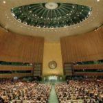 Во время выступления Порошенко дипмиссия России покинула Генассамблею ООН