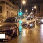 ДТП со стрельбой в Москве: один из водителей ранен в голову
