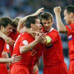 Россия и Черногория разыграют место в Евро-2016 в Москве