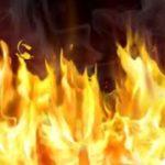 Пожар в Москве: горел объект исторического наследия России