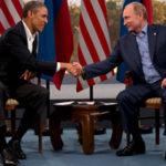 Путин назвал диалог с Обамой конструктивным и откровенным