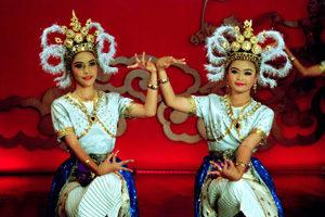 Фестиваль культуры Таиланда в Москве