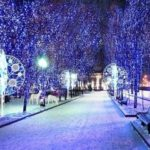 С 1 ноября в столице включат дополнительную осенне-зимнюю иллюминацию