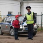 Профилактика ДТП с участием школьников: в Подмосковье начались «Осенние каникулы»