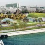 Реконструкция Москварецкой набережной в «Зарядье» начнется уже в ноябре