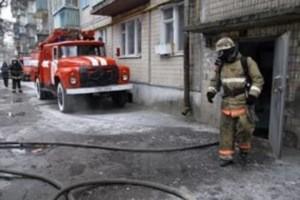 пожар на ярославской