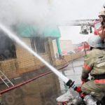 Детей эвакуировали из столичного детского сада из-за пожара