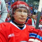День рожденья Владимира Путина: президент отметит 63-летие в компании друзей и партнеров по хоккейной команде