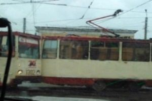 трамваи