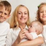 28 ноября в Пущино пройдет первый городской конкурс многодетных матерей