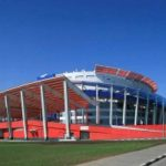 Завершилась реконструкция ледового дворца «Мегаспорт»