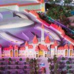 Территория Нагатинской поймы преобразуется в детский комплекс мирового уровня «Остров мечты»