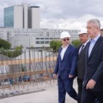 Сергей Собянин: благоустройство проспекта Мира и Ярославского шоссе завершено