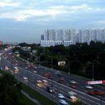 На одном из участков Варшавского шоссе увеличат скоростной режим