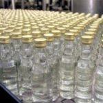 Судебные приставы Подмосковья арестовали 1,7 миллиона бутылок водки за долги фирмы-производителя