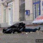 ЧП на севере столицы: человека убило обрушившимся фрагментом балкона