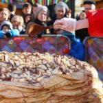 На Манежной площади в честь Рождества испекут 100-килограммовый пирог