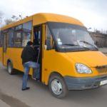 Частным извозчикам на маршутном такси отныне запрещено делать остановки «по требованию»