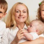Многодетные матери Подольска встретились с городским руководством