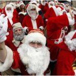 2500 Дедов Морозов и других новогодних героев пробегут на ВДНХ в рамках благотворительного забега