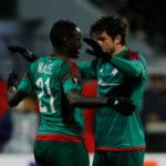 Московский «Локомотив» уверенно прошел в плей-офф Лиги Европы