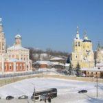 С 26 декабря в Серпухове будет проходить конкурс на лучшее новогоднее оформление
