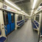 11 декабря на «фиолетовой» ветке столичной подземки запущены новые поезда
