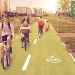 Строительство в столице велосипедного «Зеленого кольца» начнется в 2016 году