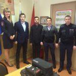 В Москве будут сформированы молодежные отряды инспекторов дорожного движения