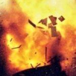 В подмосковных Люберцах взорвался газовый баллон, есть пострадавший