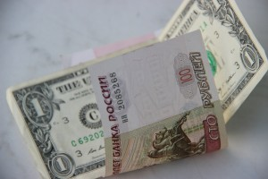 dollar-rouble