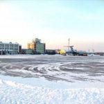 На расчистку аэропорта «Домодедово» брошено 50 единиц техники