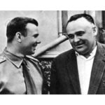 В подмосковном Королёве отметили 109-ю годовщину со дня рождения великого конструктора С.Королёва