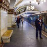 Вестибюли сразу нескольких станций столичного метро закрыты до ближайшего понедельника