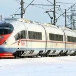 Акция «РЖД»: билеты на «Сапсан» Москва-Петербург снижены