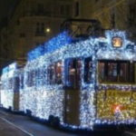 Общественный транспорт столицы в ночь на Рождество будет работать дольше