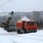 За сутки более 700 единиц техники расчистили почти 10 000 км дорог Подмосковья