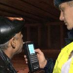 Всего за 6 дней нового года в Москве было задержано порядка 300 нетрезвых водителей