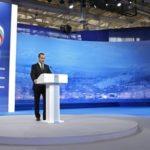 Стенограмма выступления Дмитрия Медведева на XV Съезде «Единой России»