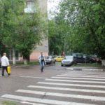 Госавтоинспекция Подмосковья проводит мероприятие «Пешеходный переход»