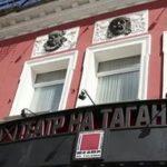 После полугодичного ремонта Театр на Таганке открылся спектаклем, с которого все началось