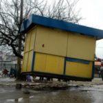 В подмосковной Балашихе продолжается демонтаж незаконных объектов торговли