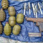 В ЮЗАО столицы обнаружен схрон с оружием и боеприпасами