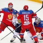 Россия завершила групповую стадию ЧМ-2016 по хоккею крупной победой над шведами