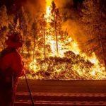 В Московской области ночные заморозки, а в соседних — красный уровень пожарной опасности