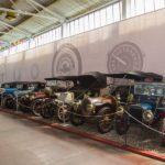 В Москве открылась уникальная выставка автомашин