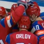 Россия победила норвежцев в групповой стадии первенства планеты по хоккею