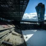 Стадион ЦСКА сдадут в эксплуатацию уже этим летом