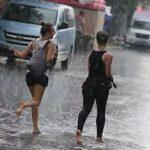 Мэр Москвы прокомментировал состояние коммуникаций во время затяжных дождей