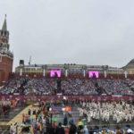 Праздничные мероприятия в честь Дня Москвы посетило более 5 миллионов человек